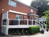 FENCES AND DECKS PROFESSIONALLY INSTALLED