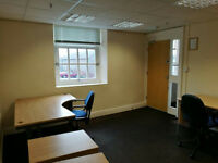200-500 SQFT Offices from £50 P/W Close to Carlisle City Centre.