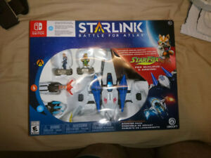 Starlink Nintendo Switch