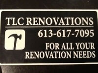 For all your renovation needs