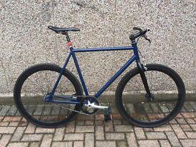 Fixed gear / Single speed road bike