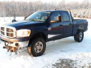 2008 Dodge Ram 2500 TRX/4 Off Road *Reduced Price*