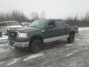 2006 Ford F-150 !! SUPER CREW !! 4X4 !! RECENT M.V.I. !!