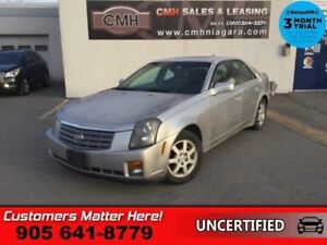 2005 Cadillac CTS Base  AS IS, (UNCERTIFIED), AS TRADED IN