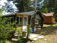 Lakefront log cabin only minutes from downtown Huntsville