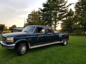 1997 F350 Ford Dually