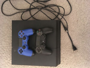 *Mint* PS4 w/ 2 Controllers