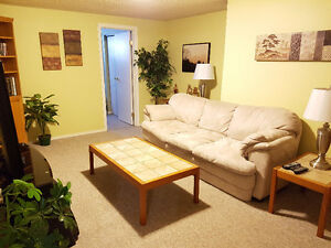 Awesome basement suite in Mayfield - month to month - no lease Edmonton Edmonton Area image 1