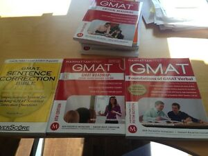 GMAT prep material newest edition