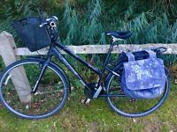 Forme Ladies Woman's Town Shopping Hybrid Bike CHEAP!
