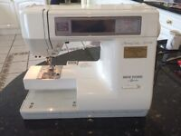 Janome memory craft 8000 sewing machine - for spares