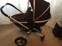 SILVER CROSS SURF 2 & SILVER CROSS CAR SEAT