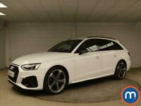 2020 Audi A4 35 TDI Black Edition 5dr S Tronic Auto Estate Diesel Automatic