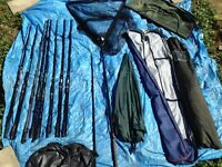 Full Carp fishing set