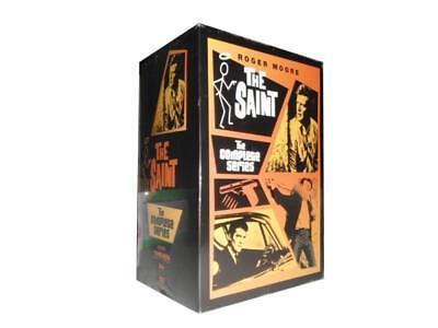 The Saint: The Complete Series DVD 33 disc Box Set