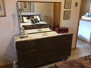 Retired Couple Downsizing ~ Bedroom Suite