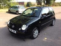 1999 VW Lupo 1.4cc AUTOMATIC (auto) very low 47k mileage stereo MOT