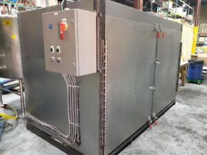 Industrial Heating Chamber 10ft x 6.5ft x 5.75ft