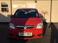 2007 Vauxhall Meriva 1.6 i 16v Energy 5dr