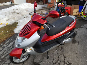 2009 Kymco Bet and Win 250