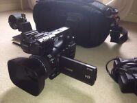 Canon XF100 - Brand New