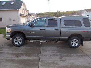 2006 Dodge Power Ram 1500 SLT TRX off road Pickup Truck