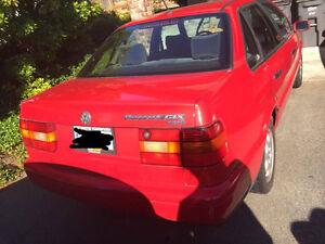 1995 Volkswagen Passat Sedan