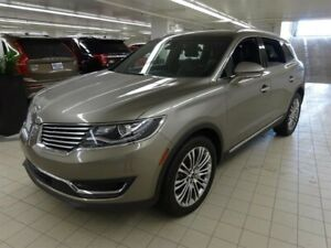 Lincoln MKX AWD Reserve Gps - Cuir - Caméra 2016