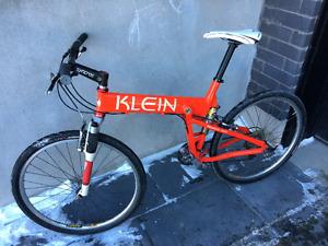 Vélo de montagne Klein Mantra Race 1997