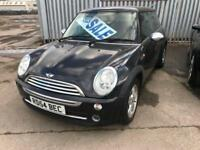 Mini Mini 1.6 One 3 DOOR - 2005 54-REG - FULL 12 MONTHS MOT