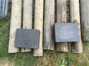 """Paver Stones Old Country Charcoal 7 1/8""""x8 7/8""""x2 1/8"""""""