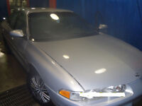 1999 Oldsmobile Intrigue, Low Kms., New Condition