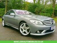 2010 Mercedes-Benz CL 5.5 CL500 2d AUTO 387 BHP 2 OWNERS / GREAT MERC HISTORY Co