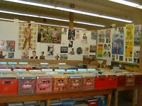 NEW ARRIVALS WEEKLY-RECORDS-45's,78's,LP's-CD's-Open 10 to 6