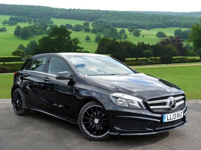 2013 mercedes benz a class 1 8 a180 cdi blueefficiency amg sport 7g dct 5dr in newcastle under. Black Bedroom Furniture Sets. Home Design Ideas
