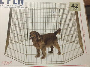 """Pet Lodge"" Exercise Pen"