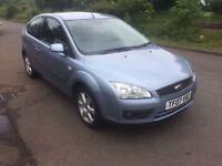Ford Focus 1.4- 12 Months MOT, Low Miles, 3 Door with Alloys