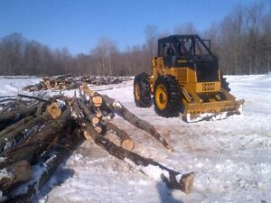 Skidder for Hire Kawartha Lakes Peterborough Area image 3