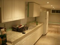 Beautiful newly renovated basement apartment *ALL INCLUSIVE*