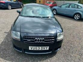 image for 2003 Audi TT Coupe 1.8t Quattro with Service History and Recent cam belt change