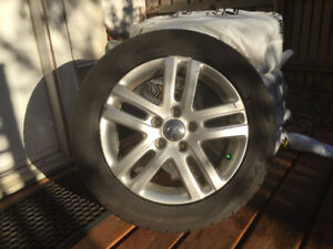 2010 Jetta tires and rims