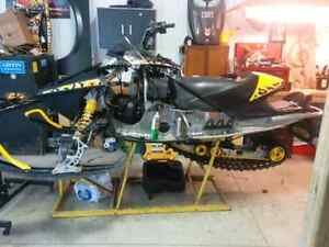 Rev rolling chassis