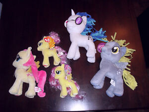 New My little Ponies Plush Prince George British Columbia image 1