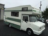 LDV convoy 400 swift challenger 4 birth motorhome