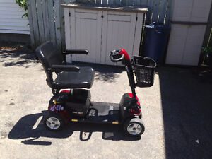 I have a gogo sport scooter for sale