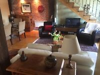 Furnished Apartment in the Heart of Old Montreal