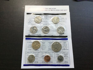2000 United States Coin Set