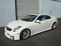 Looking for Infiniti G35 Coupe