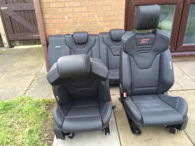 ford focus st3 seat covers velcromag. Black Bedroom Furniture Sets. Home Design Ideas