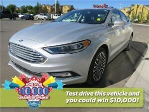 2017 Ford Fusion SE  2.0l I4 GTDI with All wheel drive